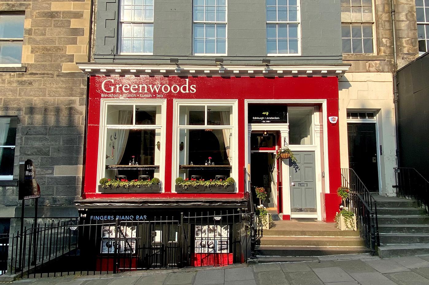 Greenwoods Edinburgh Frederick Street
